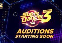 Super Dancer Season 3 Audition