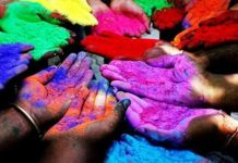 How To Make Holi Colours at Home