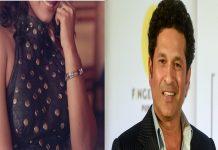 Sachin Tendulkar and Shilpa Shirodkar