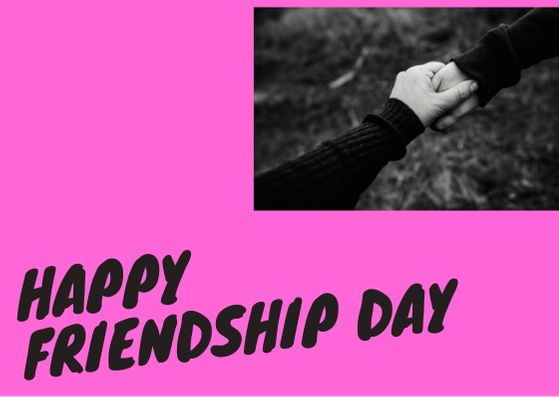 Happy Friendship Day 2019: Wishes, Messages, Images, Quotes, Facebook & Whatsapp status
