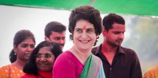 priyanka gandhi congress party-president