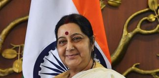 sushma swaraj biography in hindi , death news